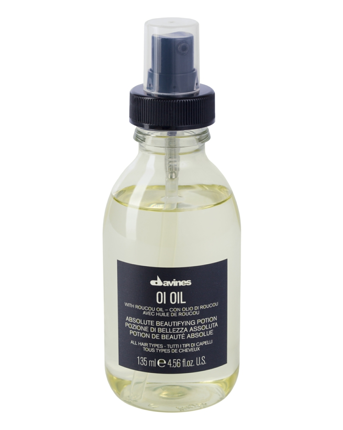 davines huile de roucou