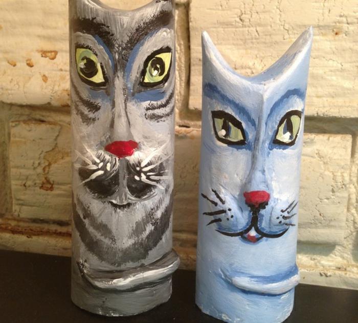 diy animaux de tubes de papier toilette