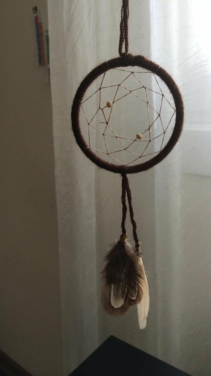 diy attrape-rêve décoration