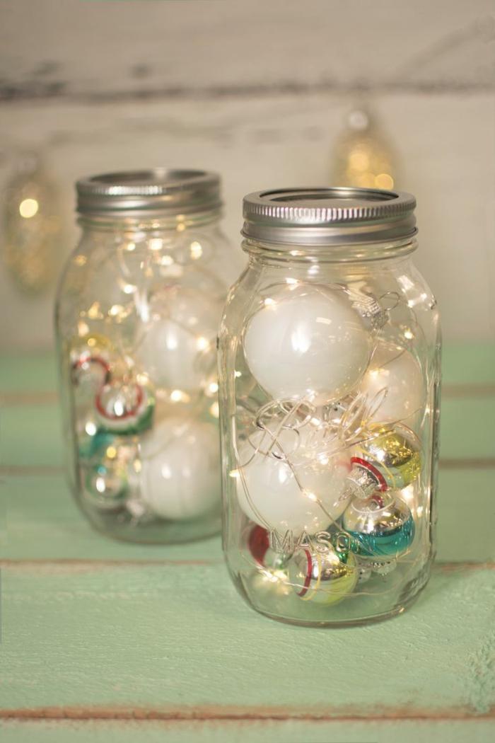 Decoration Jar Noel
