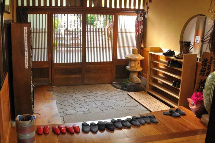 entrée maison japonaise