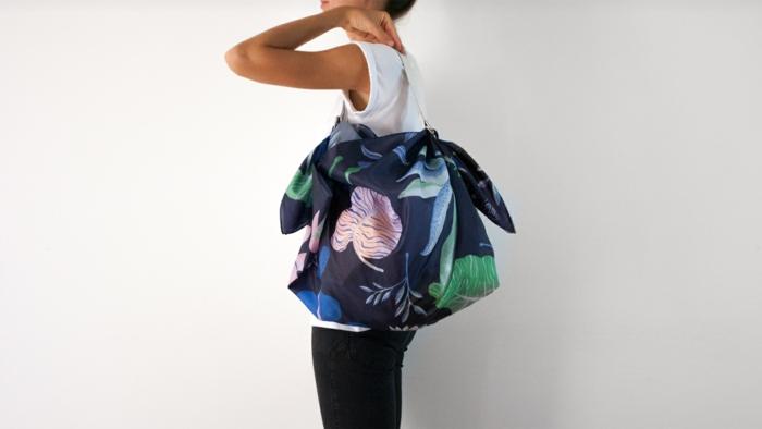 faire un joli sac furoshiki