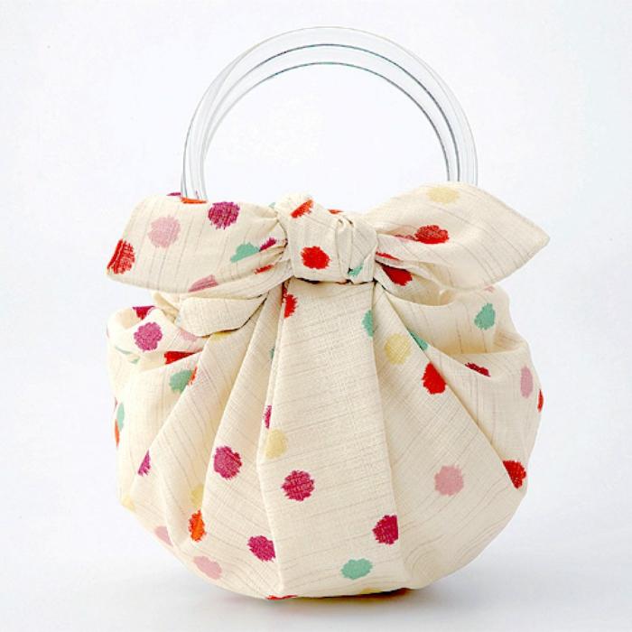 furoshiki idée d'un sac moderne