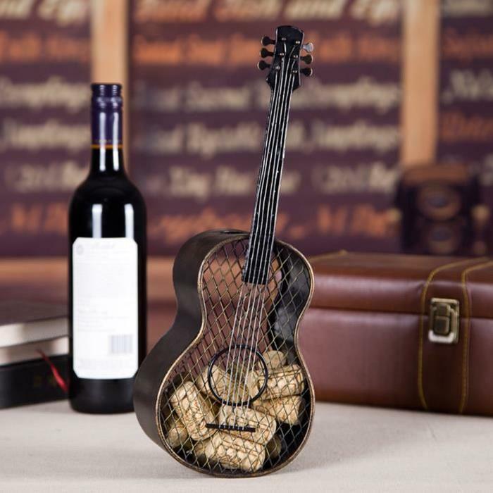 guitare bouchon en liège