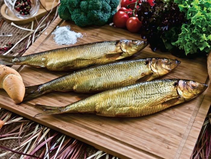hareng fumé aliments riches en vitamine D
