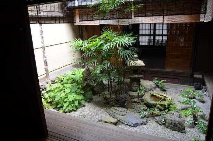 jardin intérieur japon