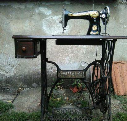 renaissance de l 39 ancienne machine coudre transformez. Black Bedroom Furniture Sets. Home Design Ideas