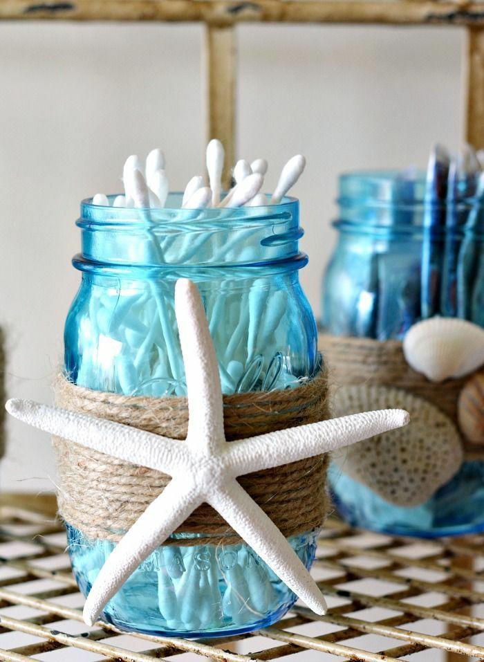 mason jar décoration bocaux idée