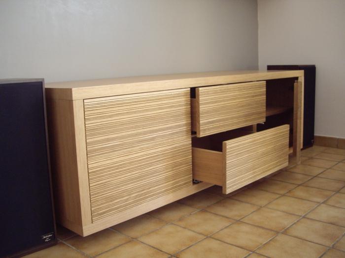 meuble tv meubles en carton