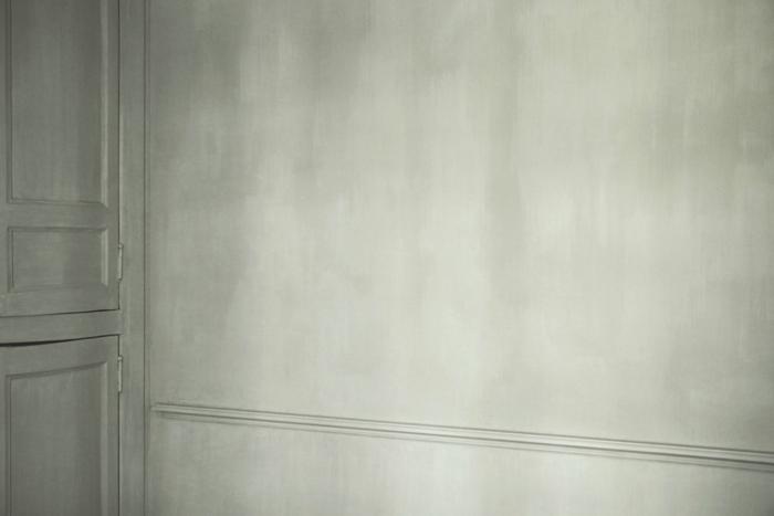 peinture à la chaux pour la mur