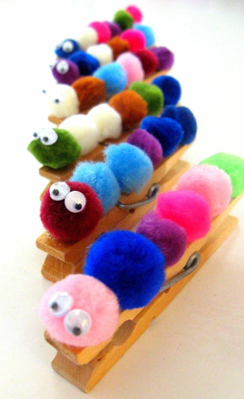 pour votre enfant - jouet en pince à linge