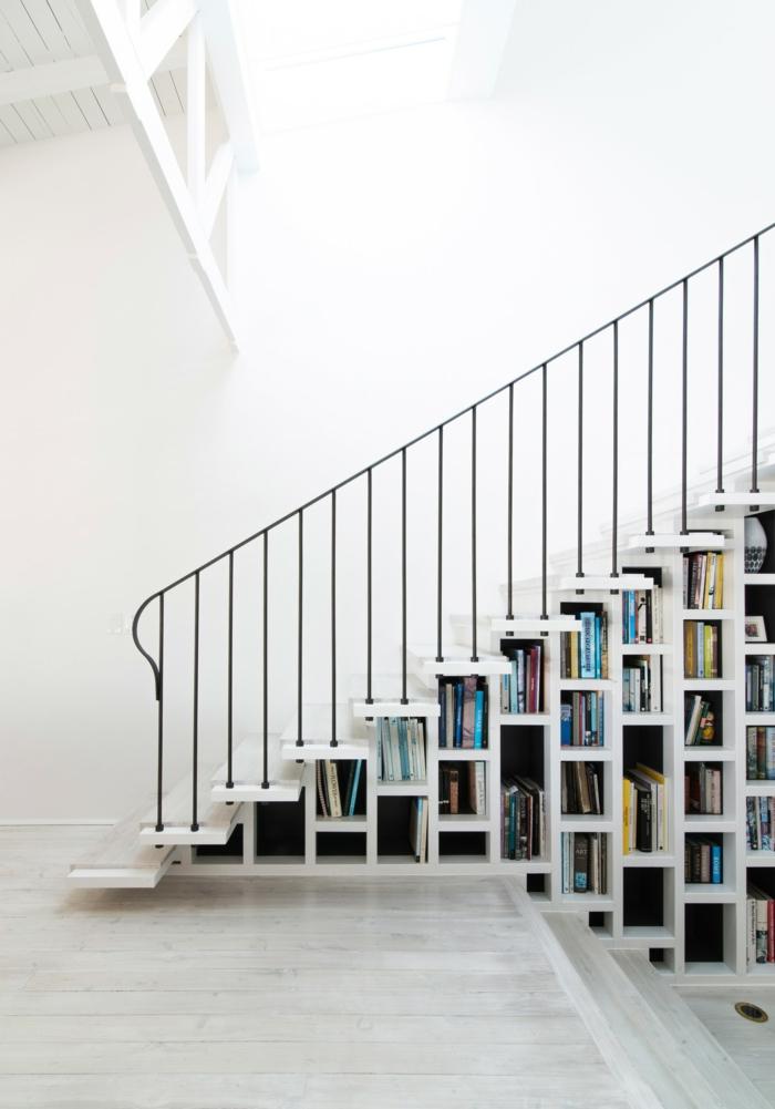 pratique et simple -meuble bibliothèque