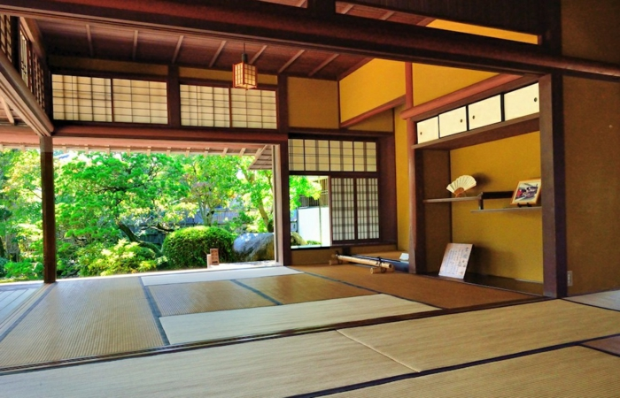 résidence design intérieur japon