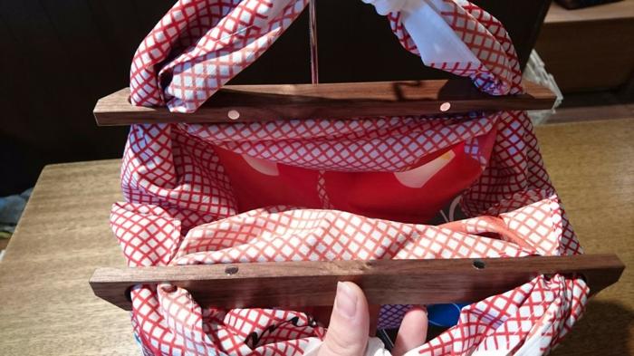 sac moderne et unique furoshiki