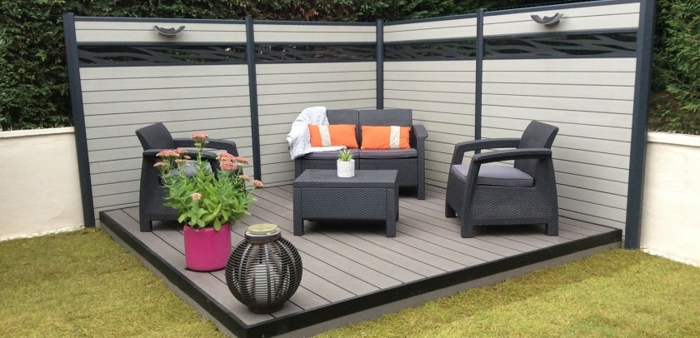 salon de jardin terrasse composite