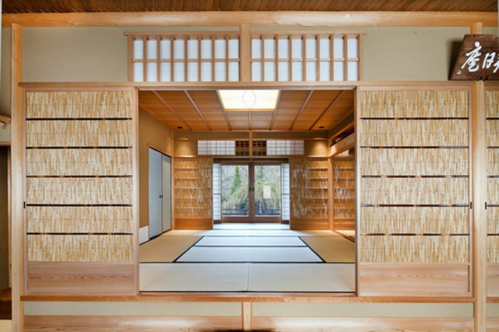 salon maison japonaise