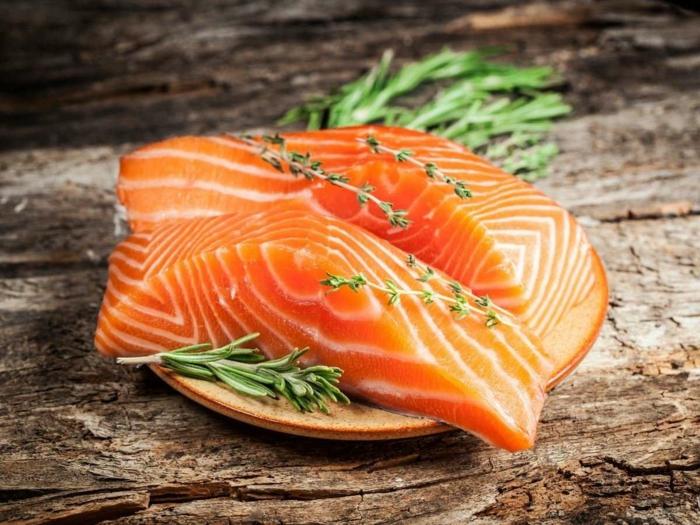 saumon aliments riches en vitamine D