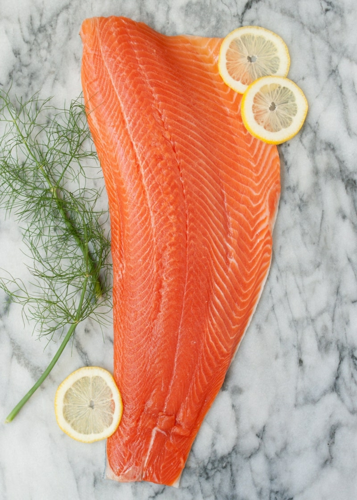 saumon cuisiner aliments riches en vitamine D