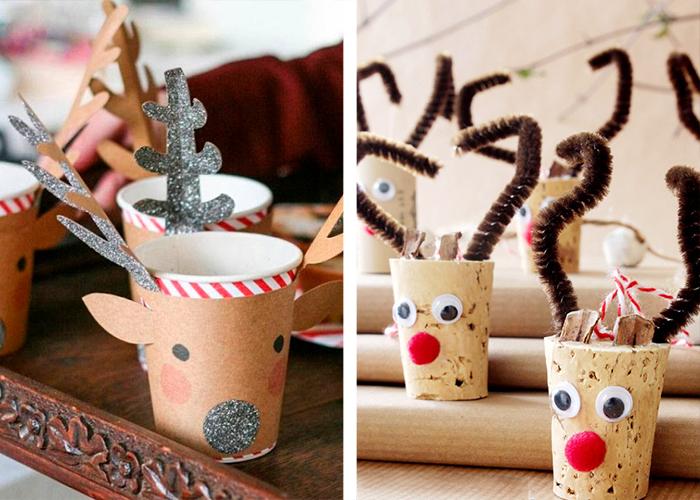 activité manuelle facile pour enfants décoration de bouchons de liège