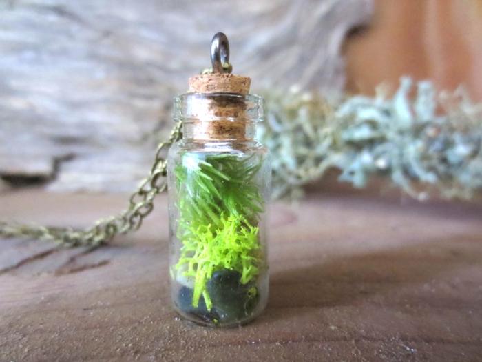 bijou terrarium diy cadeau noël