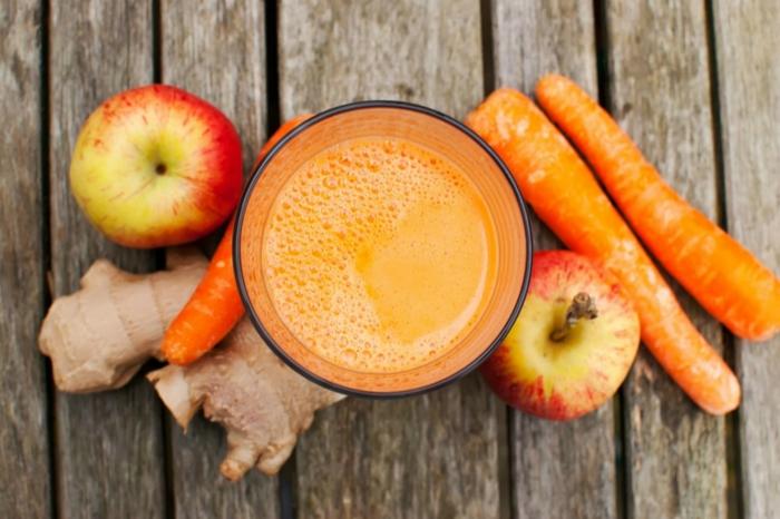 boisson bienfaits du gingembre
