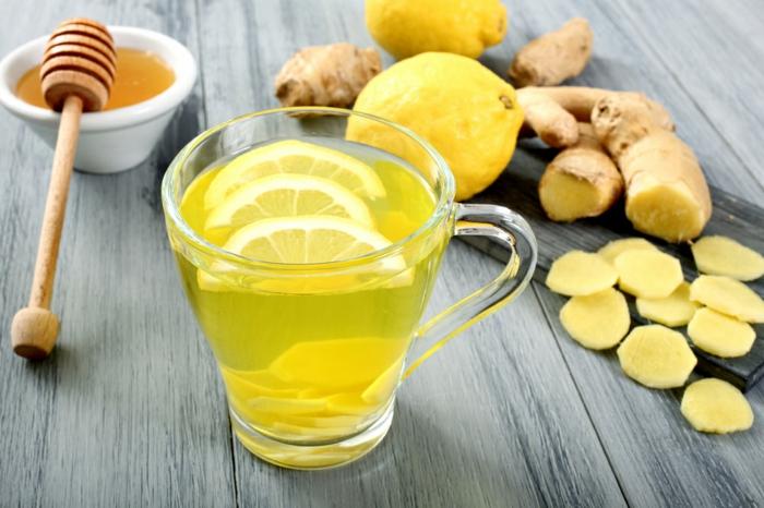 boisson imunostimulante bienfaits du gingembre