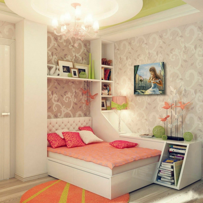 Chambre fille ado : 30+ idées de design magnifique
