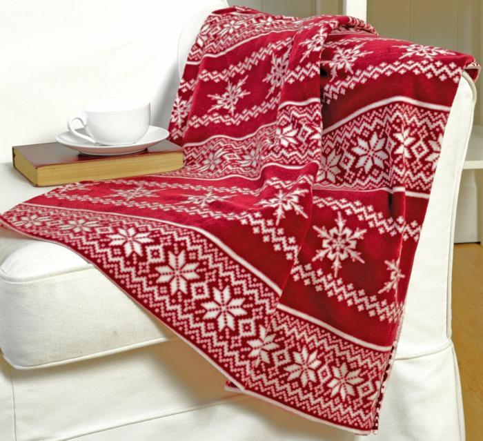 cosy décoration de Noël couverture