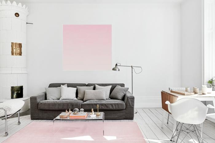 couleurs pastel pour un intérieur lagom