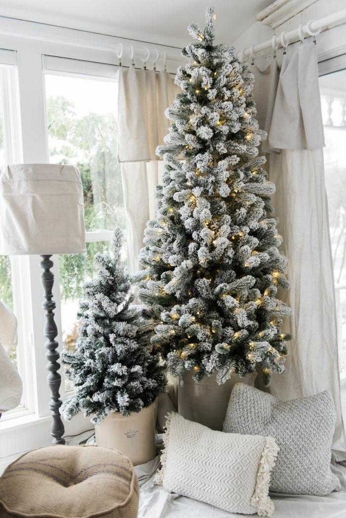 décoration de Noël avec coussin