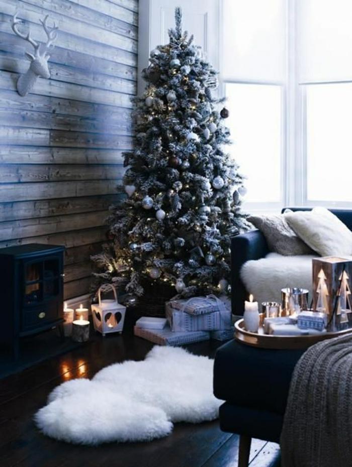 décoration de Noël cosy