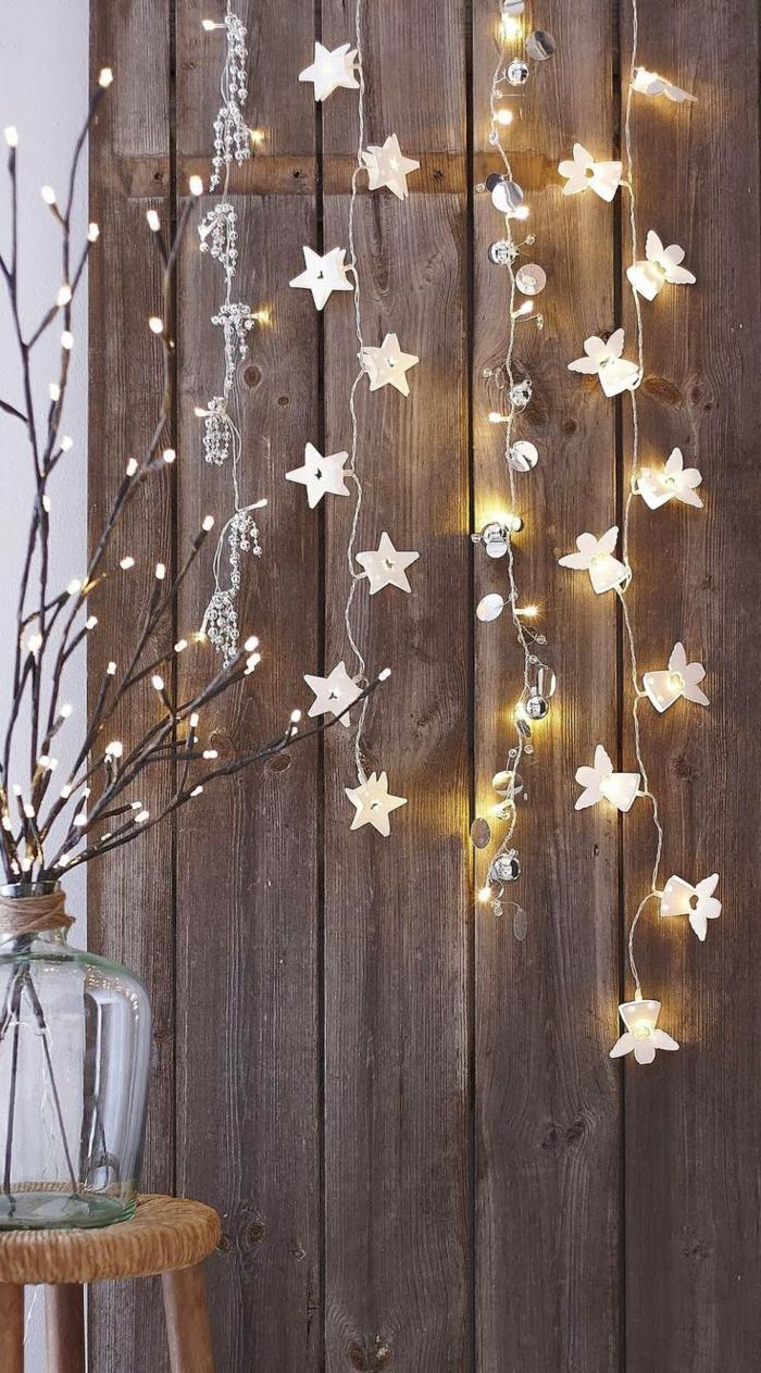 décoration de Noël murale