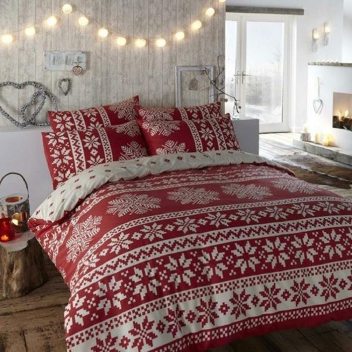 décoration de Noël textiles