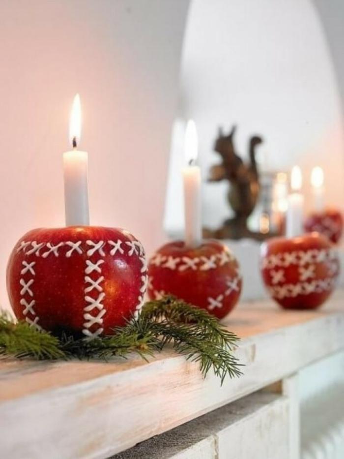 Décoration De Noël À Faire Soi-Même : Petit Effort - Bel Effet
