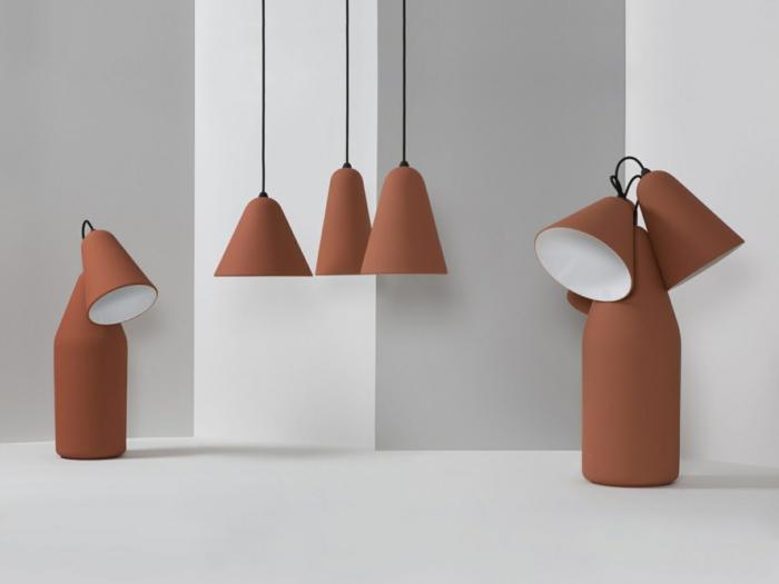 design chaleureux en terracotta