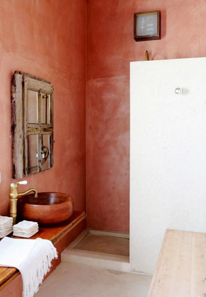 design en couleur tendance terracotta