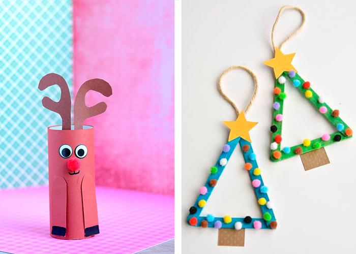 diy activité manuelle facile projets enfants matériaux recyclage
