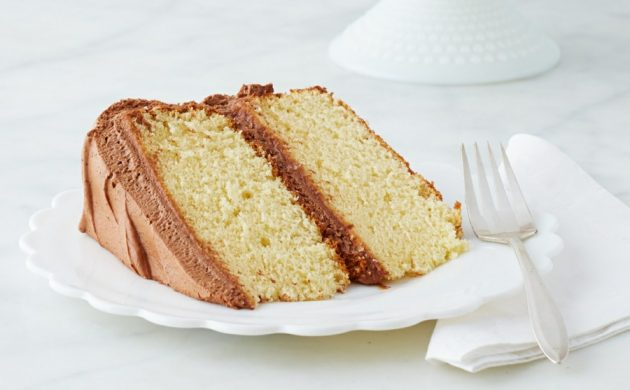 gâteau recette avec du lait