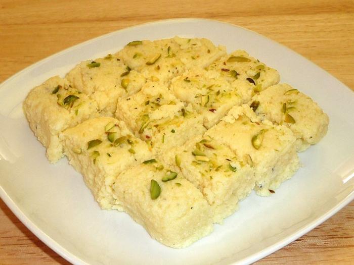 gâteau indien au lait recette avec du lait