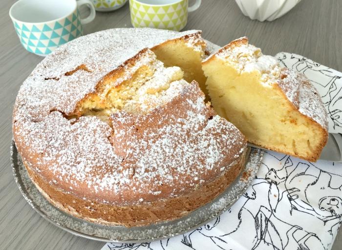 gâteau verre de lait idée recette avec du lait