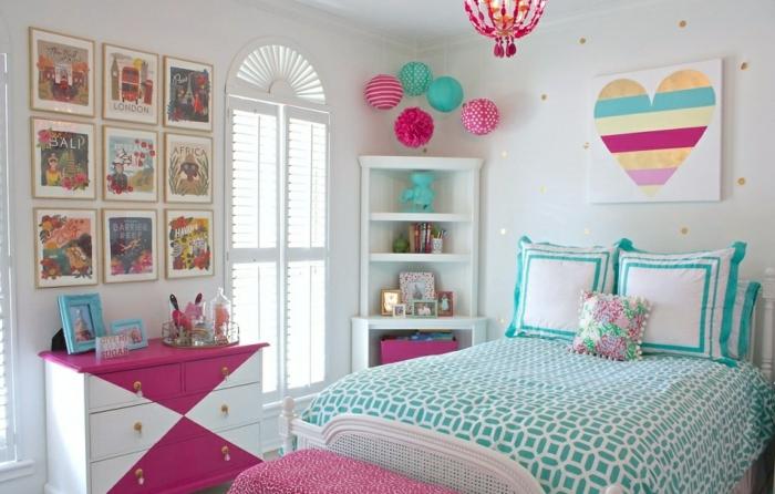 Chambre Fille Ado   Ides De Design Magnifique