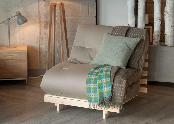 idée avec matelas futon lit futon