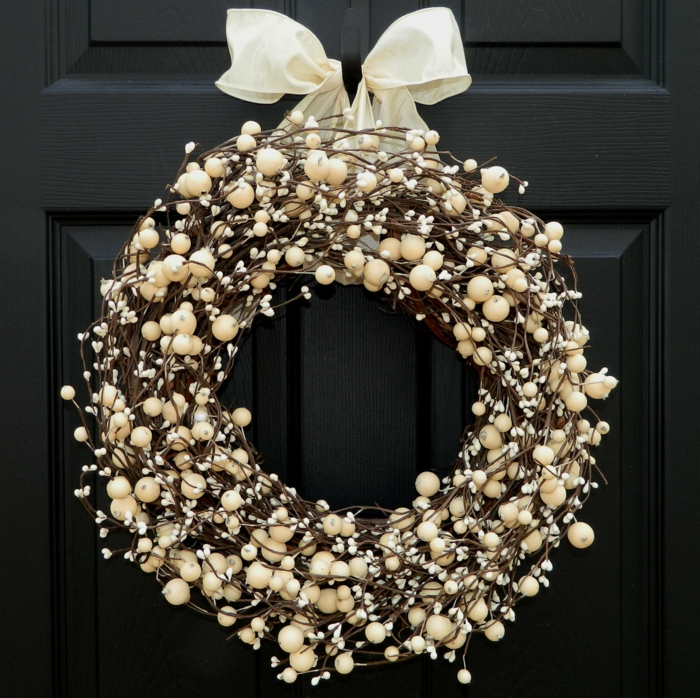idée festive pour décoration de Noël
