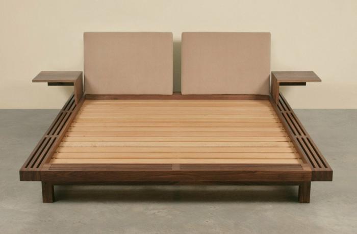 idée pour un lit futon
