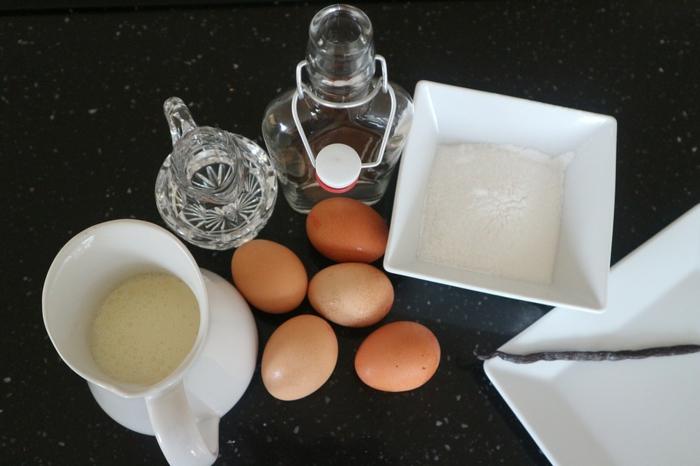 ingrédients de la recette punch noël