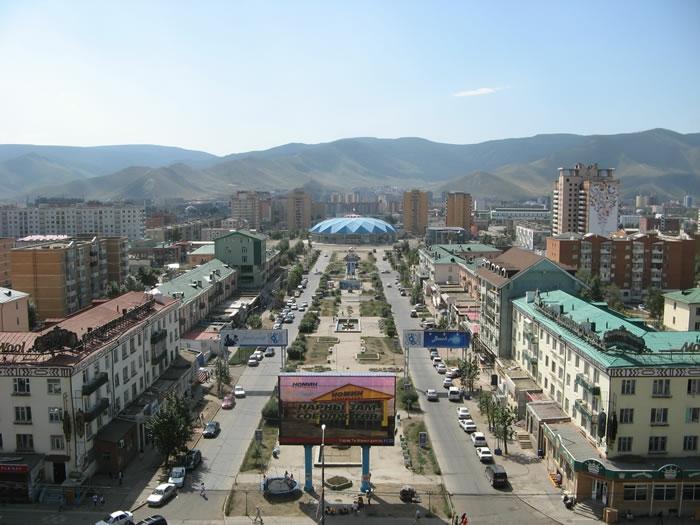 la capitale de la mongolie oulan-bator