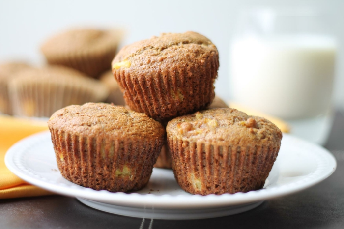 muffins au gingembre bienfaits du gingembre