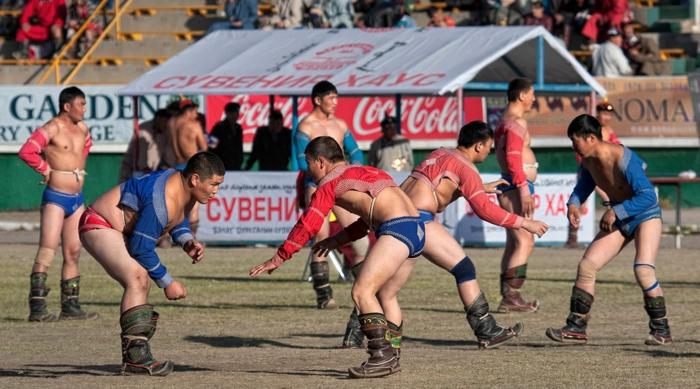 naadam festival oulan-bator mongolie