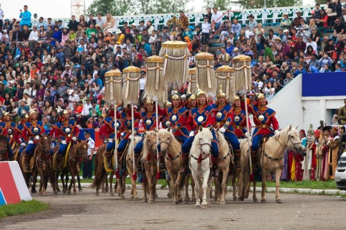 oulan-bator capitale mongolie festival naadam