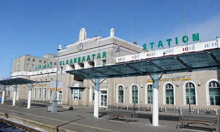 oulan-bator capitale mongolie gare lignes ferroviaires